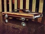 Imperial LeBaron 4-door Hardtop (HY-M) 1972 pictures