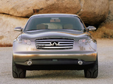 Infiniti FX45 Concept (S50) 2002 photos