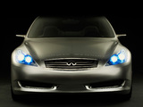 Infiniti Coupe Concept (CV36) 2006 wallpapers