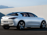 Infiniti Etherea Concept 2011 images