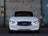 Infiniti Etherea Concept 2011 photos