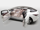 Infiniti Etherea Concept 2011 wallpapers