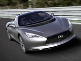 Photos of Infiniti Emerg-E Concept 2012