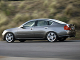 Pictures of Infiniti M45 Concept (Y50) 2004