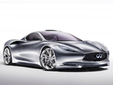Pictures of Infiniti Emerg-E Concept 2012