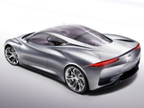 Pictures of Infiniti Emerg-E Concept 2012