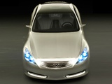 Wallpapers of Infiniti Coupe Concept (CV36) 2006