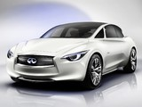 Wallpapers of Infiniti Etherea Concept 2011