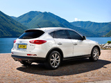 Infiniti EX30d GT UK-spec 2010 pictures