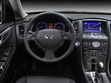 Photos of Infiniti EX30d Black Premium 2011