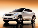 Infiniti EX Concept (J50) 2007 wallpapers