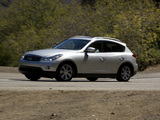 Infiniti EX35 (J50) 2007–12 wallpapers