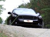 Met-R Infiniti FX35 (S51) 2010 photos
