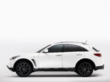 Infiniti FX50S Limited Edition EU-spec (S51) 2010 pictures