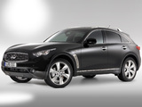 Infiniti FX30dS (S51) 2010–12 pictures