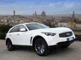 Infiniti FX50S Limited Edition EU-spec (S51) 2010 wallpapers