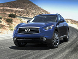 Infiniti FX35 Limited Edition (S51) 2011 pictures