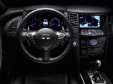 Infiniti FX Black and White (S51) 2013 pictures