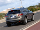 Photos of Infiniti FX50S (S51) 2008–11
