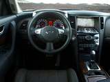 Pictures of Infiniti FX50 (S51) 2008–11