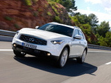 Pictures of Infiniti FX30dS (S51) 2010–12
