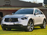 Pictures of Infiniti FX50S ZA-spec (S51) 2012–13
