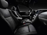 Pictures of Infiniti FX Black and White (S51) 2013