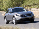 Infiniti FX50S (S51) 2008–11 wallpapers