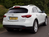 Infiniti FX30dS UK-spec (S51) 2010–12 wallpapers