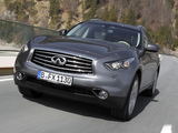 Infiniti FX30dS (S51) 2012–13 wallpapers