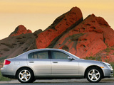 Images of Infiniti G35 (V35) 2002–04