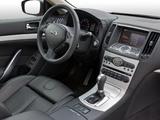 Images of Infiniti G37S Coupe EU-spec (CV36) 2008–10