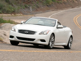 Images of Infiniti G37 Convertible (CV36) 2009–10