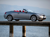 Images of Infiniti G37 Convertible EU-spec (CV36) 2009–10