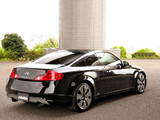 DAMD Black Metal Skyline Coupe G35 pictures