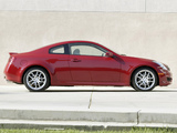 Infiniti G35 Coupe (CV35) 2005–07 wallpapers