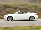 Infiniti G37 Convertible (CV36) 2009–10 photos