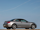 Infiniti G37 Convertible EU-spec (CV36) 2009–10 photos