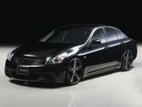 WALD Infiniti G37 Black Bison Edition (V36) 2011–13 pictures