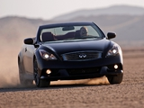 Infiniti IPL G37 Convertible (CV36) 2012–13 wallpapers