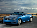 Photos of Infiniti G37 Convertible (CV36) 2009–10