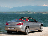 Photos of Infiniti G37 Convertible EU-spec (CV36) 2009–10