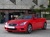Photos of Infiniti G37 Convertible ZA-spec (CV36) 2012–13