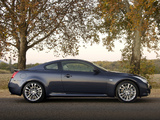 Photos of Infiniti G37S Coupe ZA-spec (CV36) 2012–13