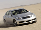 Pictures of Infiniti G35 2006–10
