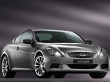 Pictures of Infiniti G37 S Coupe EU-spec 2008–10