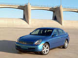 Pictures of Infiniti G35 (V35) 2002–04