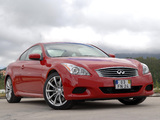 Infiniti G37 Coupe 2007–11 wallpapers