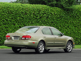 Infiniti I35 (A33) 2001–04 wallpapers