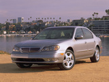 Pictures of Infiniti I30 (A33) 2000–01